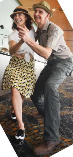 Rob-Grewcoe-(Sydney)-and-Linda-Mayer-(Pyree)-